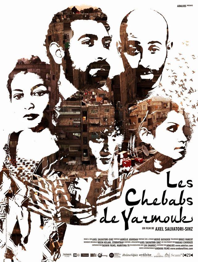 Axel Salvatori-Sinz - Les Chebabs de Yarmouk
