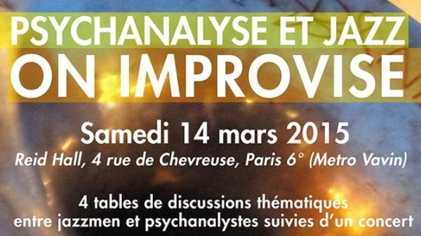 Jazz Culture : Psychanalyse et jazz : on improvise ?