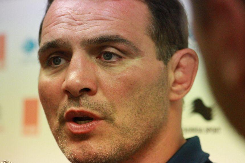 Raphaël Ibanez, le manager de l'UBB