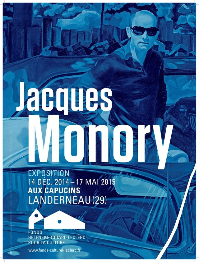 Exposition Jacques Monory