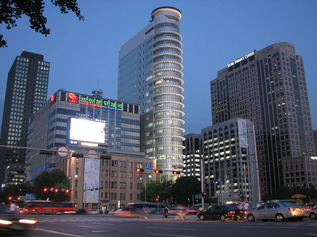Séoul, en Corée du Sud