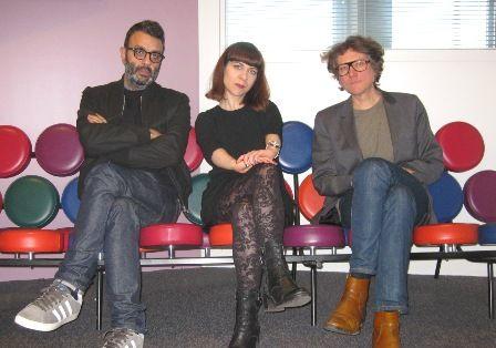 Joseph Ghosn, Isabelle Chelley, Pierre Mikailoff