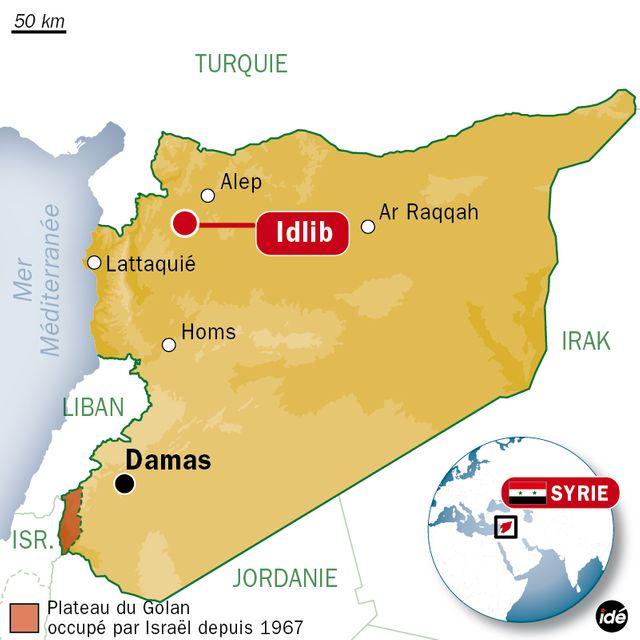 Idlib (Syrie)