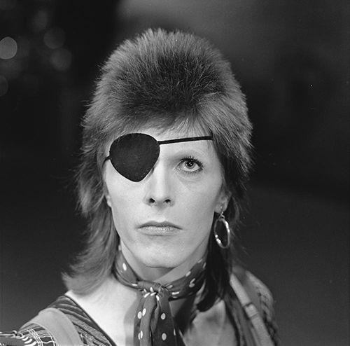 Bowie Halloween Jack