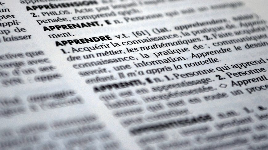 Dictionnaire illustration