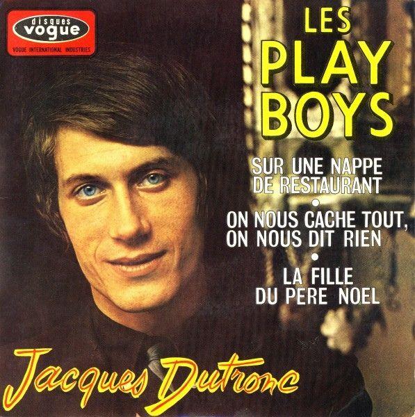 Jacques Dutronc | 'Les Play Boys'