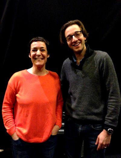 Le RDV 12/03/15 : Jean-Romain VESPERINI et Stéphanie CHAILLOU