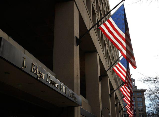 Siège du FBI à Washington