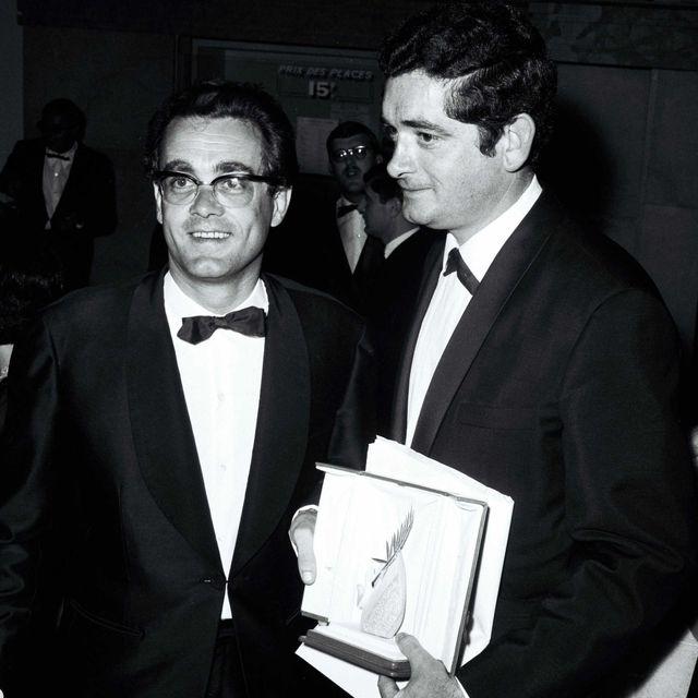 Michel legrand et Jacques Demy