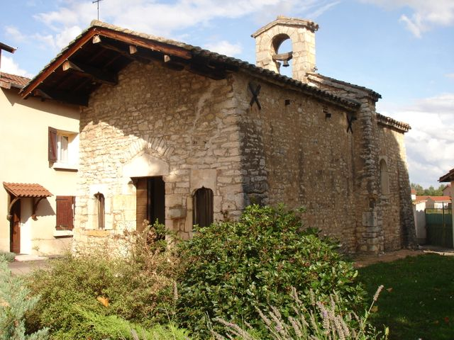 La chapelle de Quincieux