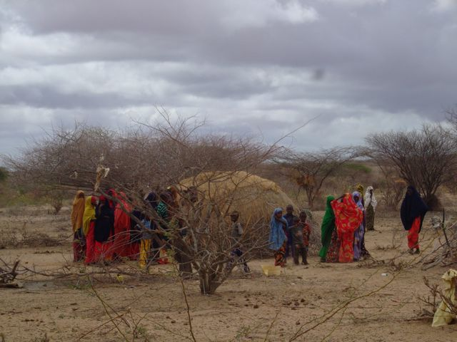 Camps de réfugiés somaliens