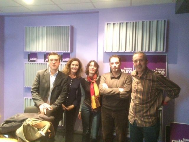 François Clémenceau, Isabelle Veyrat-Masson, Amaelle Guiton, Jacques Follorou, Frédéric Barreyre