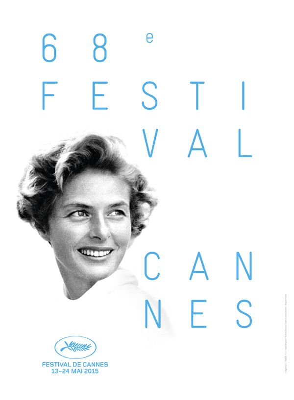 Affiche Cannes 2015