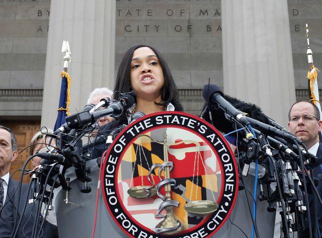 Procureure Mosby de Baltimore