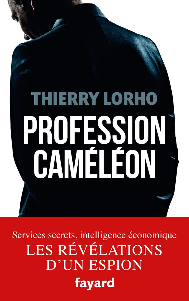 "Thierry Lorho, ""Profession caméléon"""
