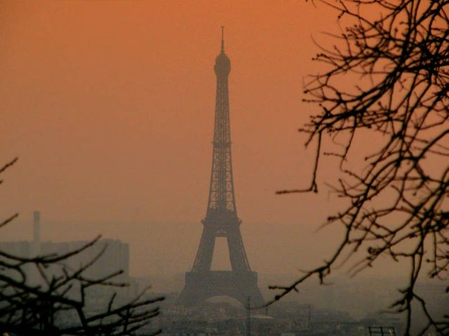 paris pollution
