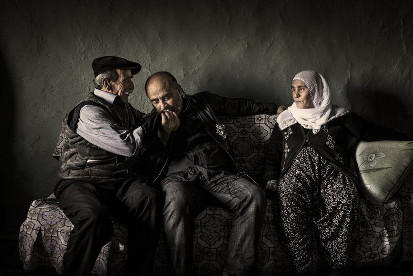 Alévi d'origine arménienne racontant la triste épopée de sa famille, rescapée de 1915
