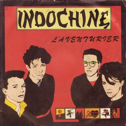 Indochine | 'L'Aventurier' Album