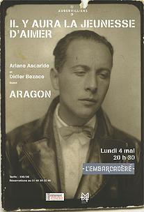 Bezace et Ascaride lisent Aragon