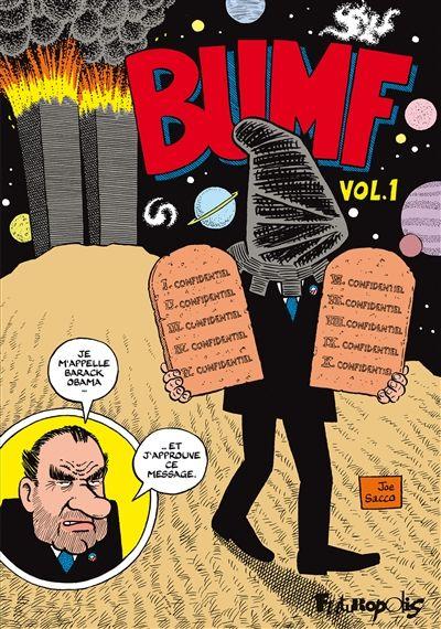 BUMF vol. 1 de Joe Sacco