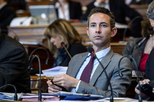 Ian Brossat, adjoint à la maire de Paris