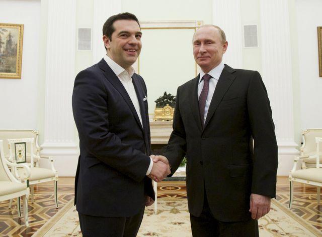 Grèce - Russie : la solidarité orthodoxe ?