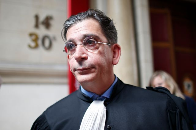 Jean-Marc Fédida, avocat d'Arlette Ricci
