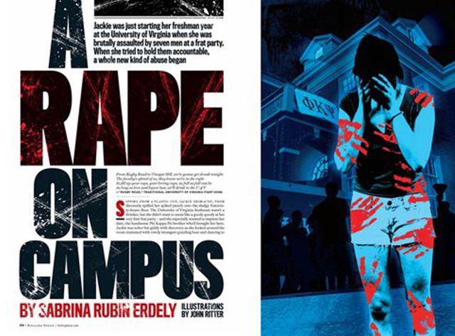 Le faux scoop de Rolling Stone.