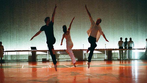 Quand la musique minimaliste inspire la danse