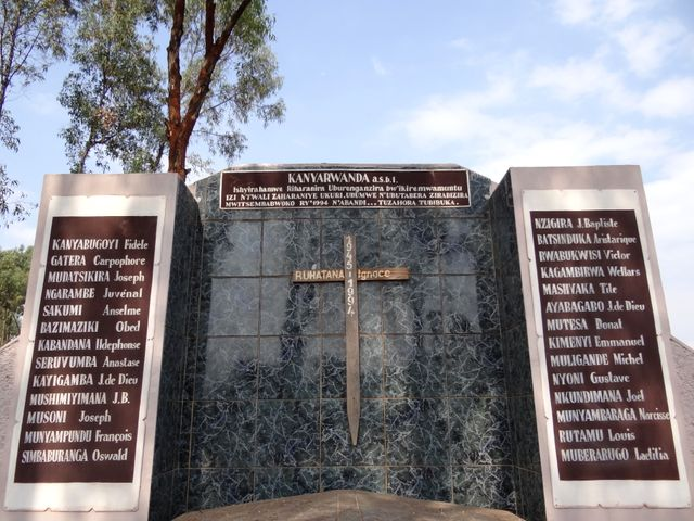 Site du mémorial du génocide rwandais