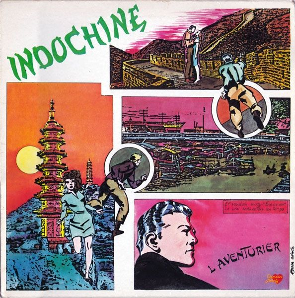 Indochine | 'L'Aventurier' Single
