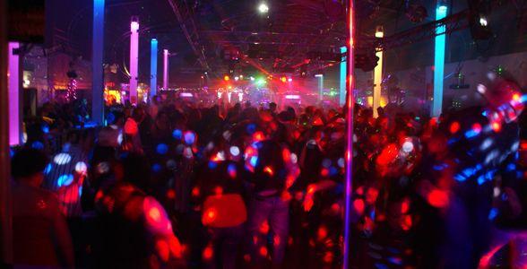 Clubbing en Afrique