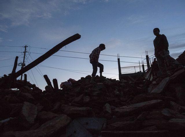 Il s'agit du séisme le plus meurtrier jamais connu dans le pays depuis les années trente