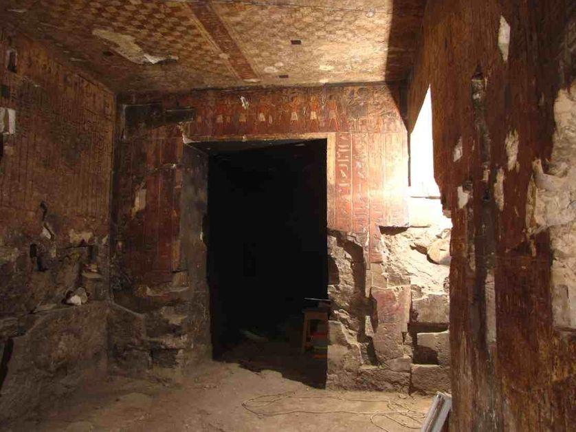 La tombe de Padiamenopé