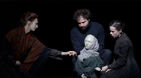 La Mort de Tintagiles de Maurice Maeterlinck au Théâtre des Bouffes du Nord