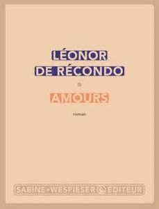 Amours de Léonor de Recondo