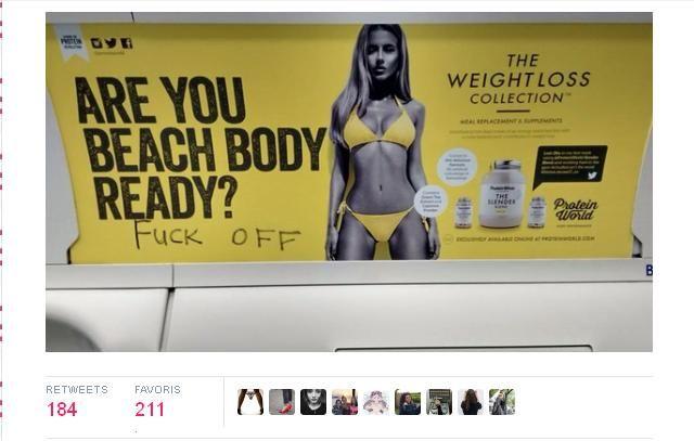 Une pub sexiste crée la polémique au Royaume-Uni