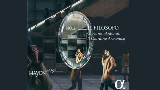 CD - « II Filosofo » 2nd volume de l'intégrale Haydn