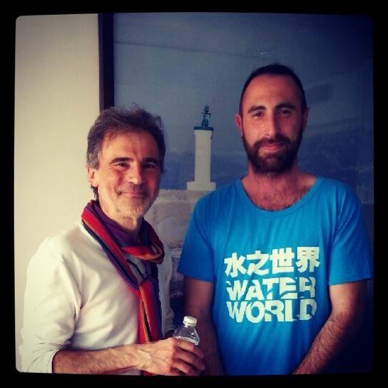 Jérôme Monnet et Antoine Aubinais