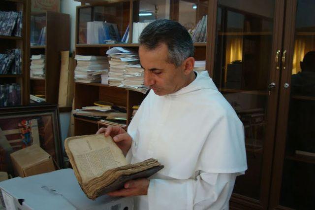 le père Najeeb
