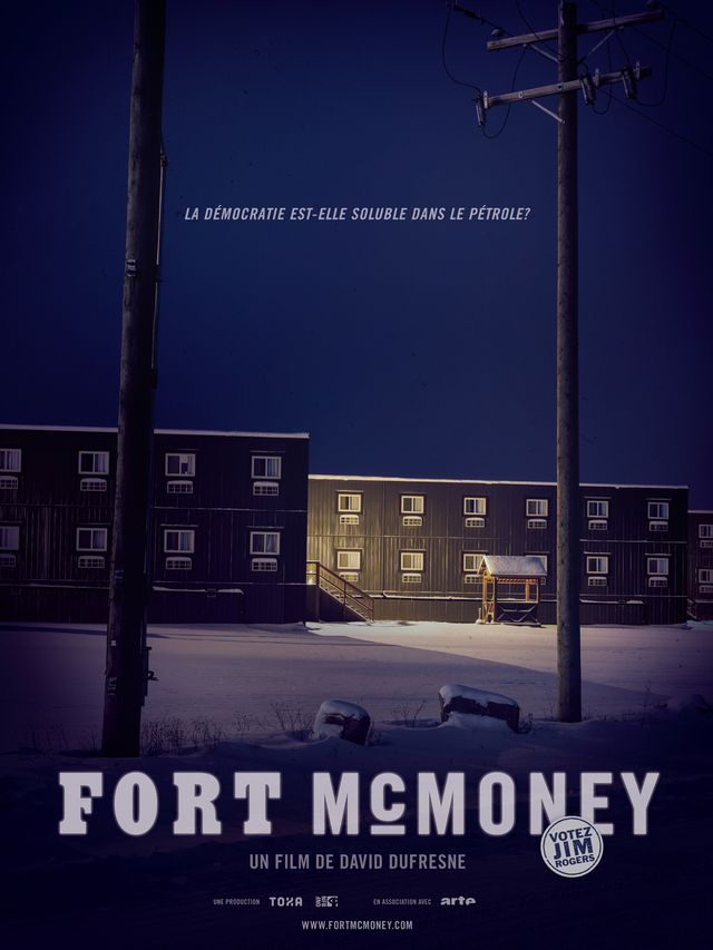Affiche film Fort Mc Money - David Dufresne