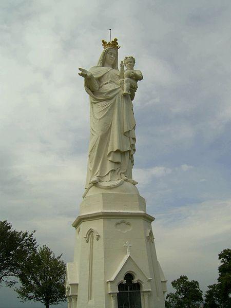 La Vierge de Monton