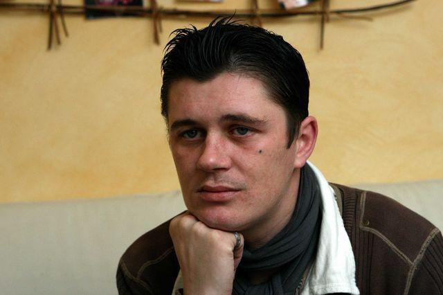 Daniel Legrand, plus jeune des accusés d'Outreau