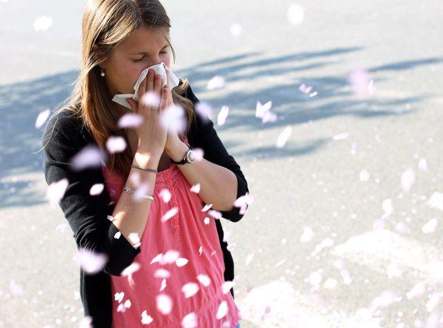 """Le risque d'allergie sera """"élevé"""", selon le Réseau national de surveillance aéorobiologique"""