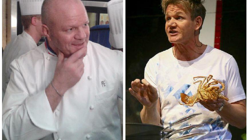 Ramsay etchebest cauchemar en cuisine en plein c ur de bordeaux - Cauchemar en cuisine la bulle ...