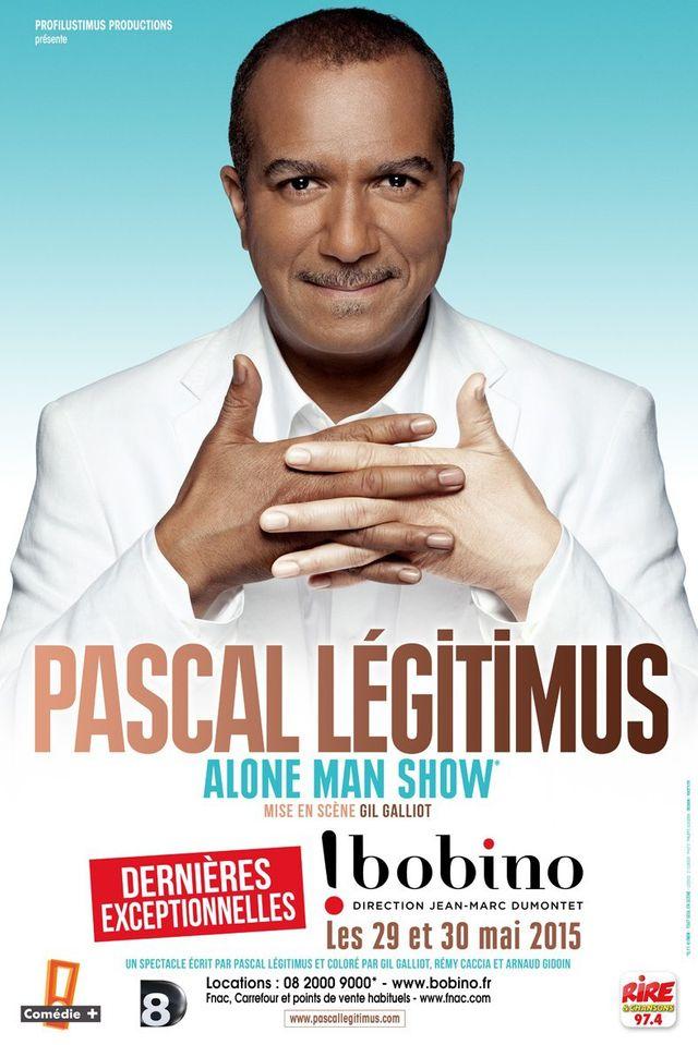 Legitimus Alone man show