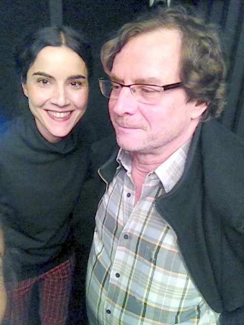Cécile Ladjali et François Rollin