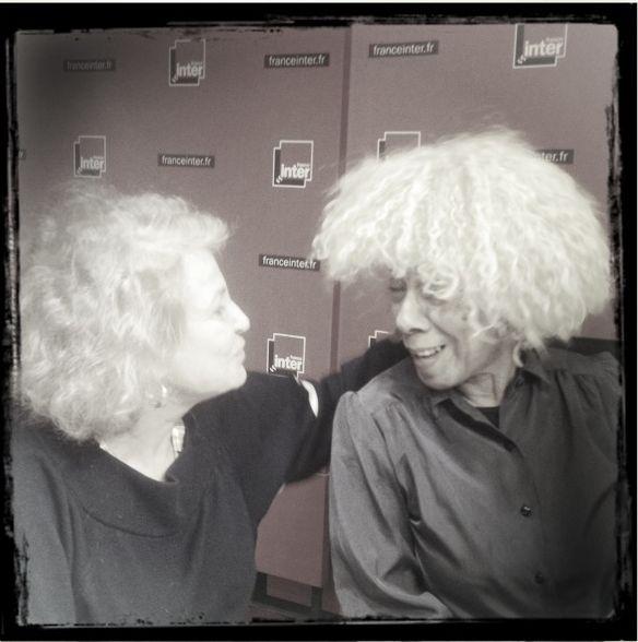 paula Jacques et Simone Schwarz-Bart 1