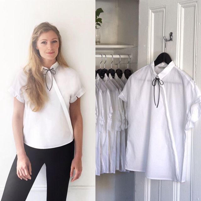 Matilda Kahl et son dressing