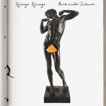 Django Django | 'Born Under Saturn'